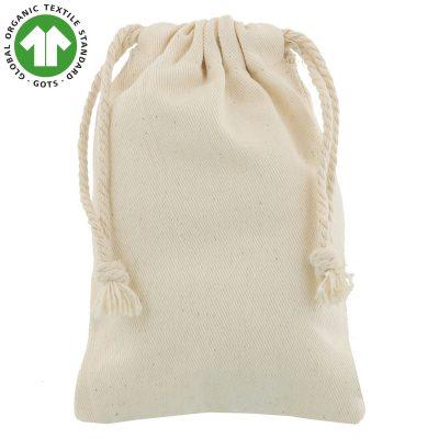 Ecologico Cotone sacchetti 10x15cm
