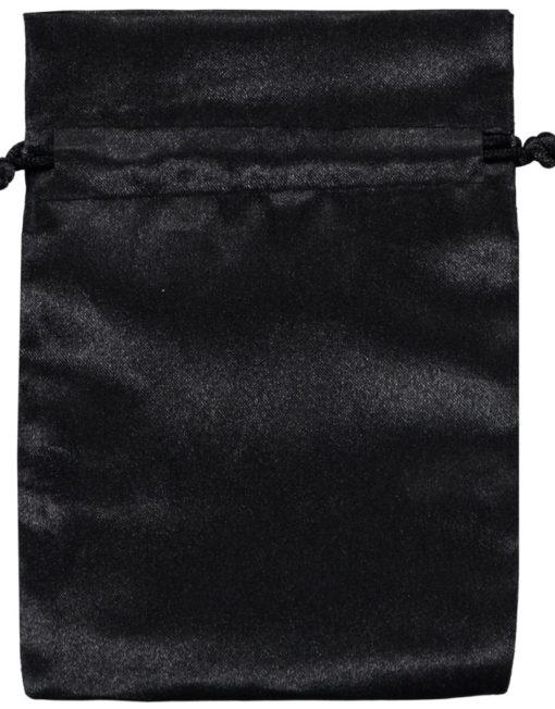 Sacchetto raso 10x15 cm nero (2)