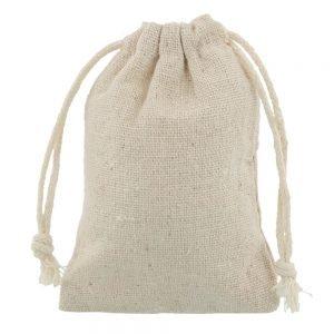 sacchetto lino 7,5x10cm
