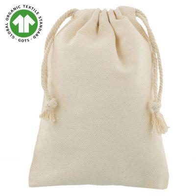 Sacchetto cotone ecologico 15x20cm