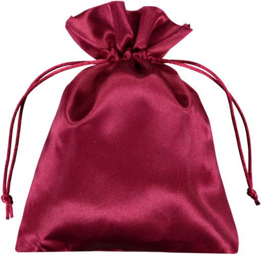 Sacchetto raso 15x20 cm rosso (3)