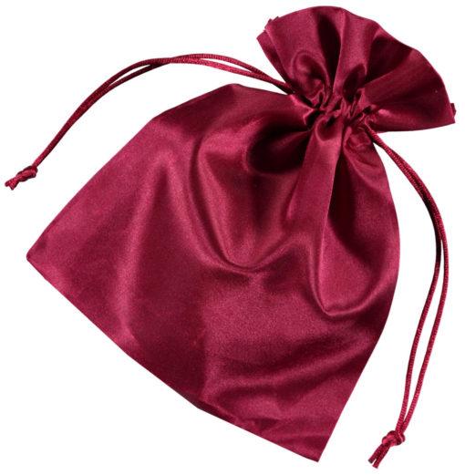 Sacchetto raso 15x20 cm rosso