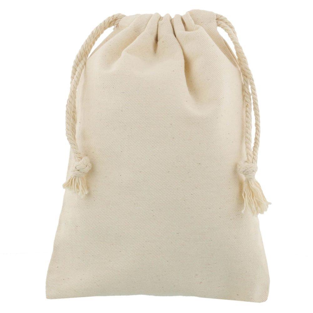 sacchetto cotone 15x20cm