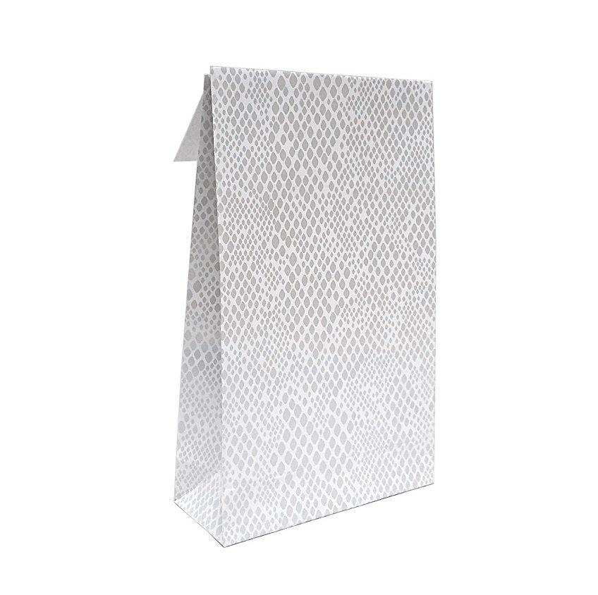50 pezzi sacchetti regalo di design serpente trip adesivo - Pezzi di design ...