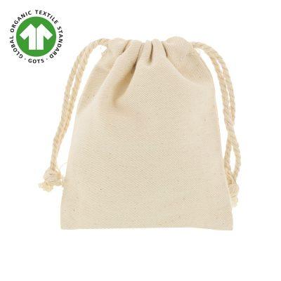 Sacchetto cotone ecologico 9,5x12cm