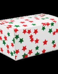 Ballotin Natale con stelle 250
